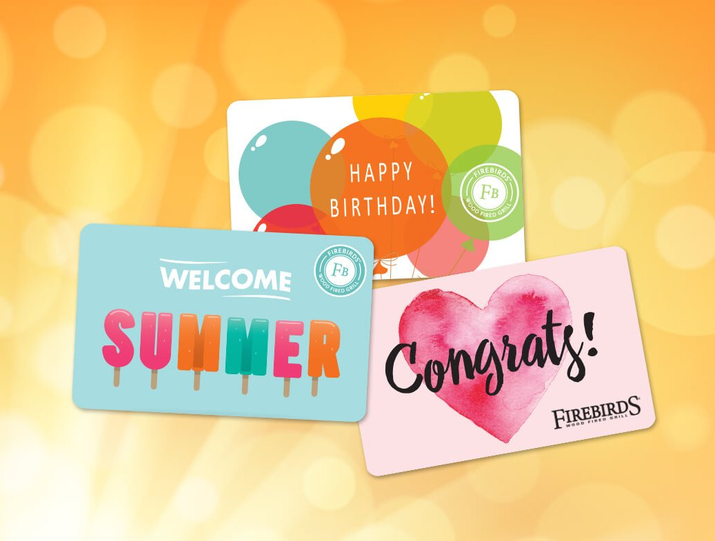 Summer Gift Card Promotion