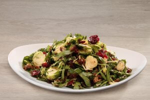 Brussell Sprout Side Salad