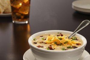 Southwest Potato Soup