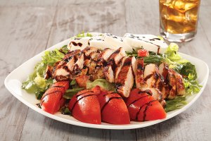 Chicken Sorrento Salad