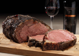 Slow Roasted Prime Rib