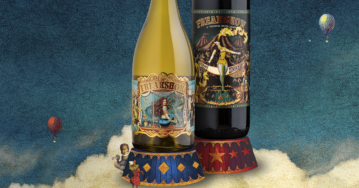 Freakshow Wine Feature – A