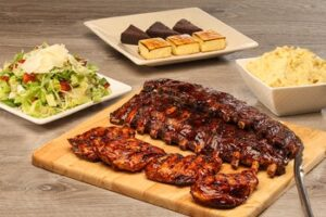 Ribs & Chicken Family Meal Deal