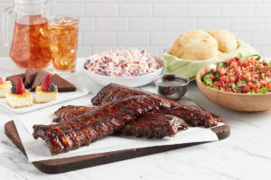 Baby Back Ribs Family Meals